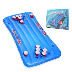 Bierpong Luchtbed - Pool Pong - Opblaasbaar