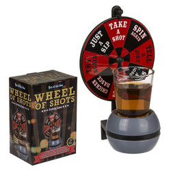 Wheel of Shots - Drankspel