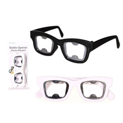 Bieropener Zonnebril - Flesopener - Partybril