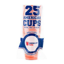 Orange Cups - Oranje - 473ml (25st)