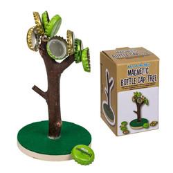 Magnetische Bierboom voor Bierdopjes