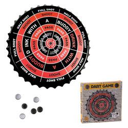Bierdop Dartspel met Opdrachten - Drankspel