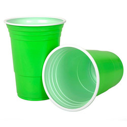 Green Cups - Groen - 473ml (25st)