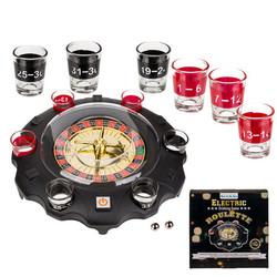 Elektronisch Roulette Drankspel