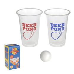 Beerpong Set - 14 delig - Drankspel