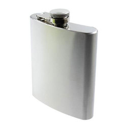 Heupfles 200ml - RVS - Flask
