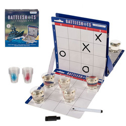 Battle Shots - Zeeslag Drankspel