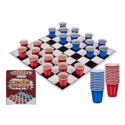 Checker Shots - Dammen Drankspel